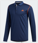 Adidas Thermal Poloshirt Navy