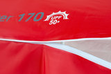 Purebrella Shelter Red 170_