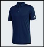 Adidas Heat RDY Base Poloshirt Navy Stripe