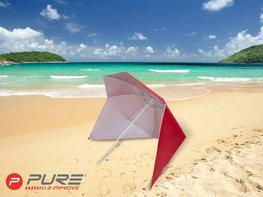 Purebrella Shelter Red 240