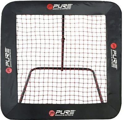 Pure2Improve Voetbal Mini Rebounder