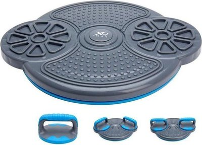 XQ Max Push Up Twister 3-in-1