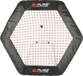 Pure2improve Hexagon Rebounder