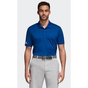 Adidas Performance Golf Polo Shirt Kobalt