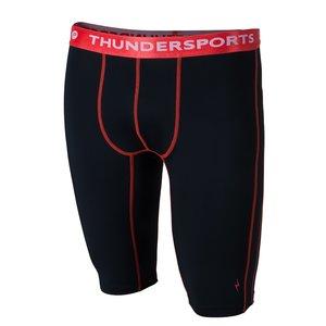 Thundersports Short Zwart Heren